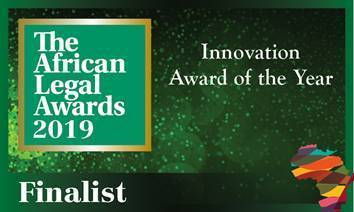 Legal Awards Logo